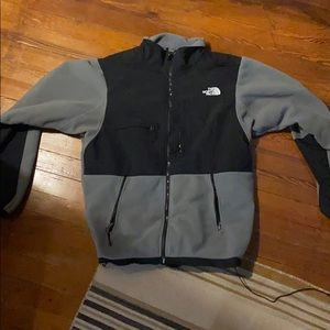 The North Face Fleece Jacket worn